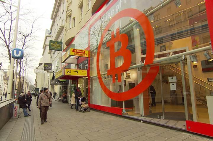 Dünyanın ilk bitcoin bankası Avusturya'da kapılarını açtı