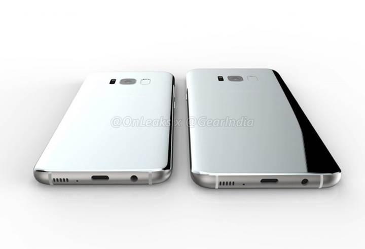 Başlangıç için 17 milyon Galaxy S8 üretilebilir