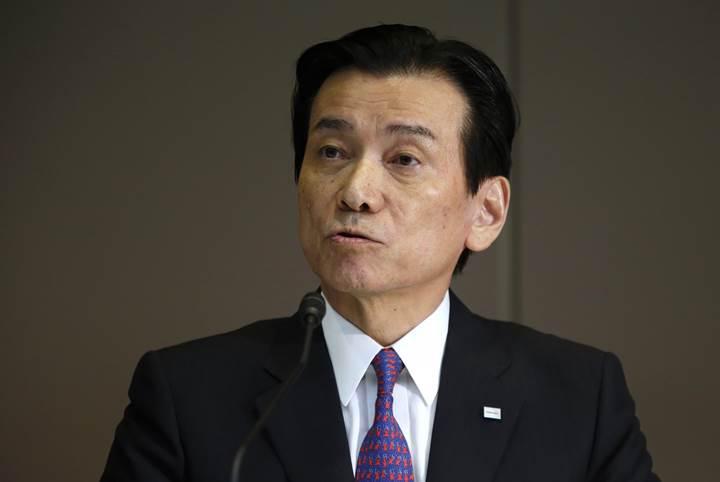 Toshiba başkanı istifa ediyor: Zarar 6.3 milyar dolar