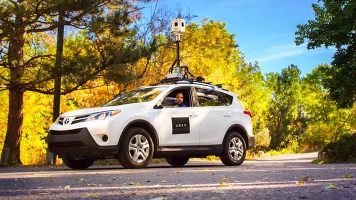 Uber, Google Haritalar'ı tahtından edebilir