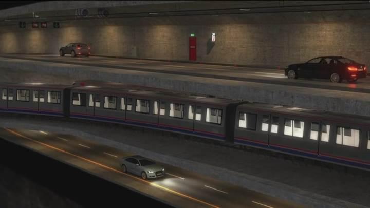 3 Katlı Büyük İstanbul Tüneli ihaleye açılıyor