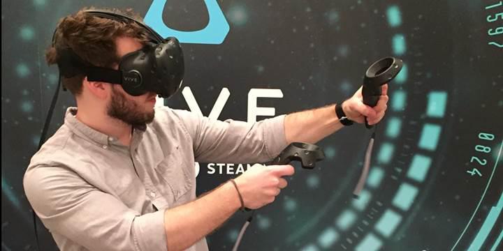 HTC, yeni ve farklı bir sanal gerçeklik cihazı üzerinde çalışıyor