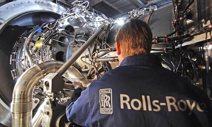 Rolls-Royce 2016'yı 5.6 milyar dolar zarar ile kapattı