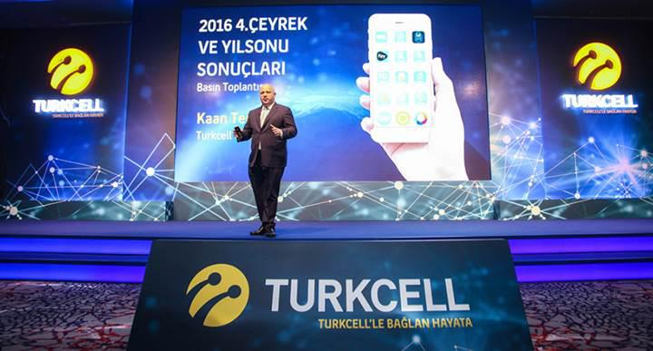 Son 10 yılın büyüme rekorunu kıran Turkcell, 2016'da 1,57 milyar dolar kâr etti