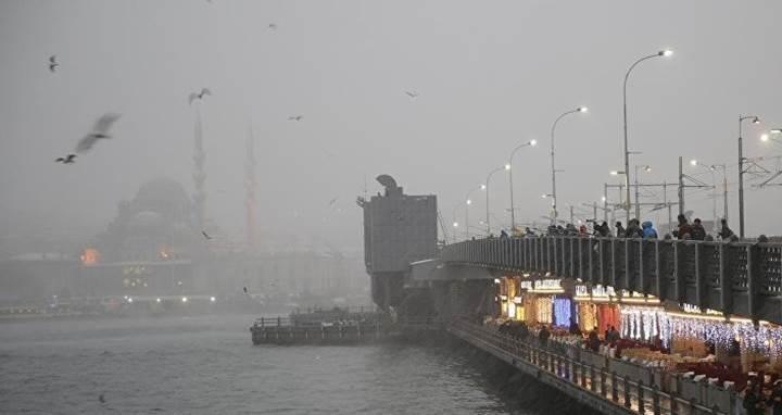 Avrupa'nın en kirli havaya sahip 10 şehrinden 8′i Türkiye'de!
