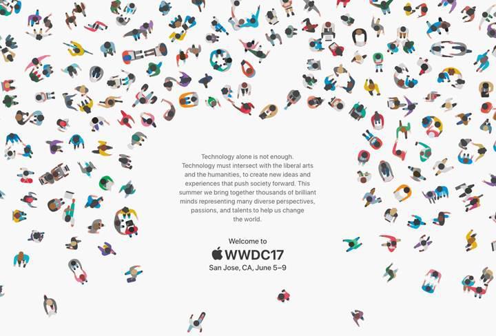 Apple'ın geliştiriciler konferansı WWDC 2017, 5-7 Haziran'da
