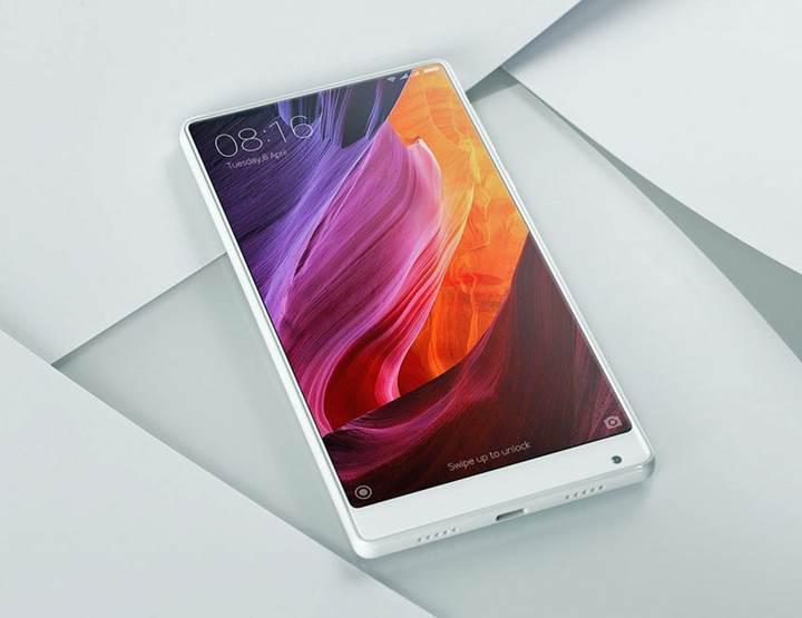 Xiaomi Mi MIX 2, %93 ekran-gövde oranıyla gelebilir