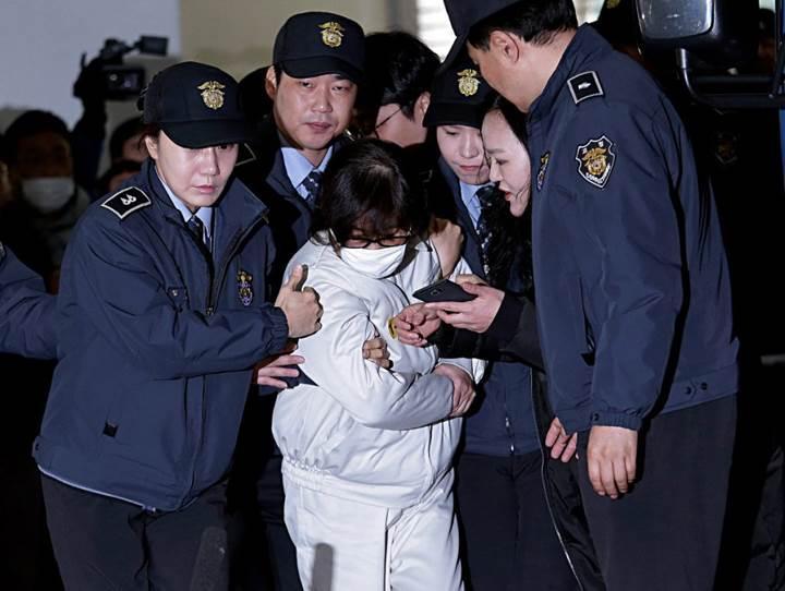 Şok haber: Samsung'un veliahtına tutuklama kararı