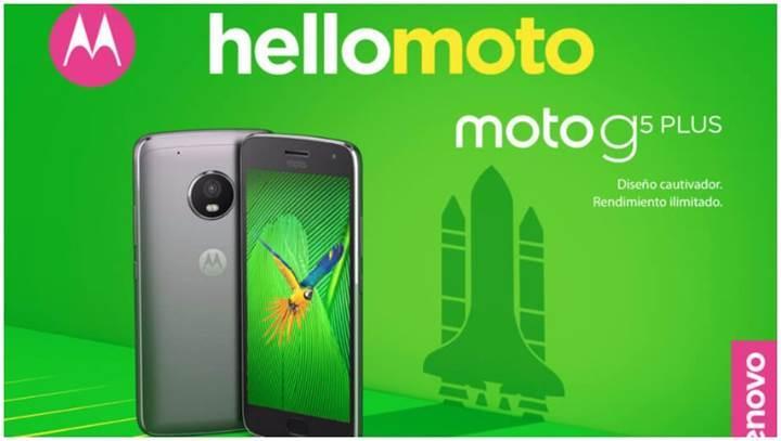 Moto G5 ve G5 Plus görselleri internete sızdırıldı