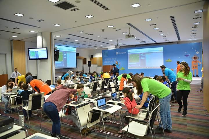 Microsoft ve Media Markt'tan ücretsiz kodlama eğitimi