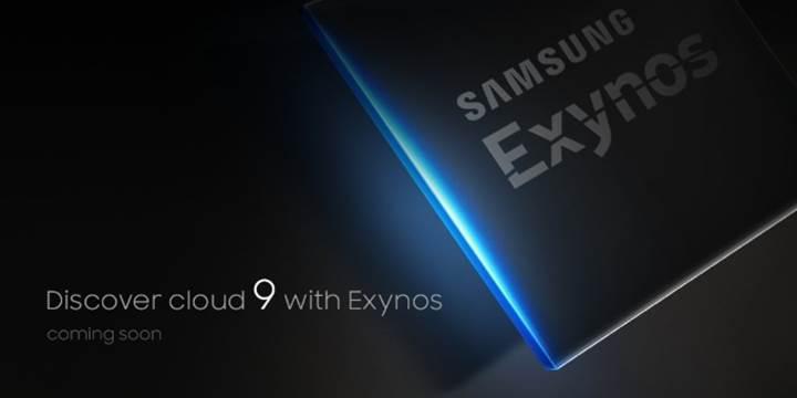 Samsung'un yeni yonga setleri Exynos 9 ismini alacak