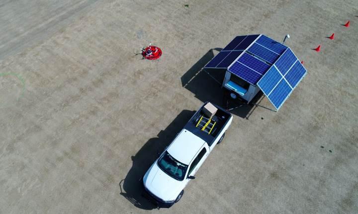 AT&T uçan baz istasyonu projesini test etmeye başladı