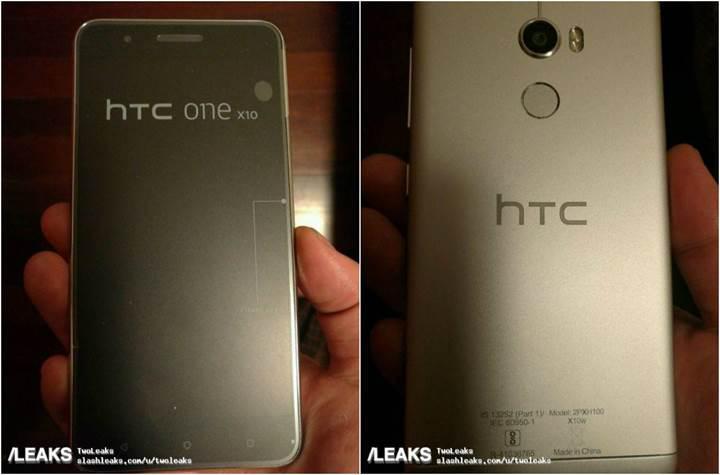 HTC One X10 görselleri internete sızdırıldı