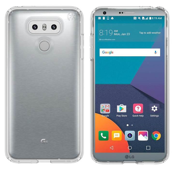 Samsung Galaxy S8 ve LG G6'nın en net görüntüleri ortaya çıktı