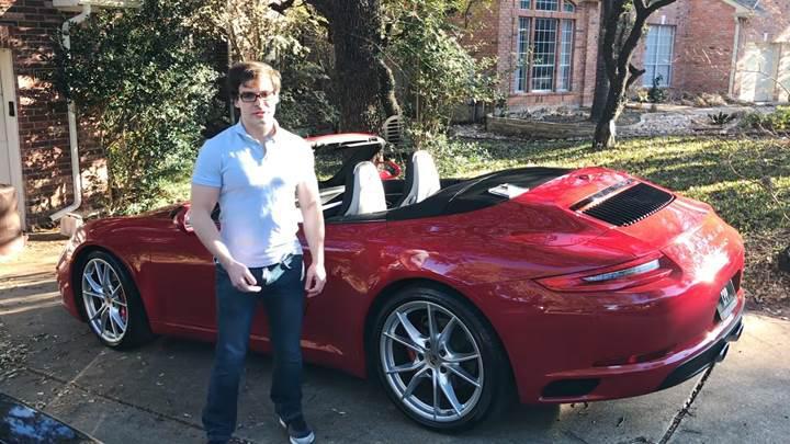 Porsche 911 üzerinden Doom oynadı [VİDEO]