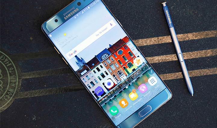 Samsung, Galaxy Note 7′nin tekrar satışa sunulacağı iddialarına cevap verdi