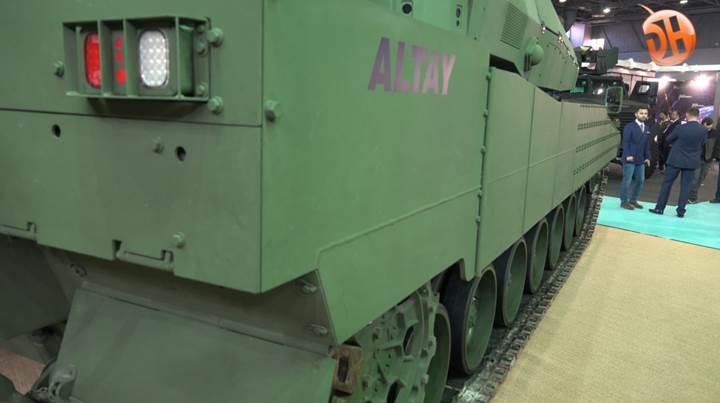 Altay Tankı'nın üretimine Nurol Holding de talip