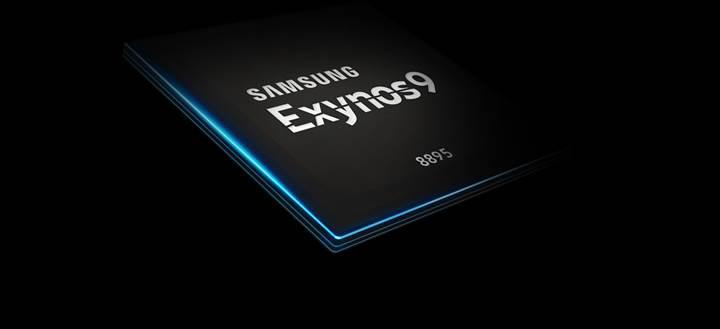 Samsung'un yeni silahı Exynos 8895 tanıtıldı