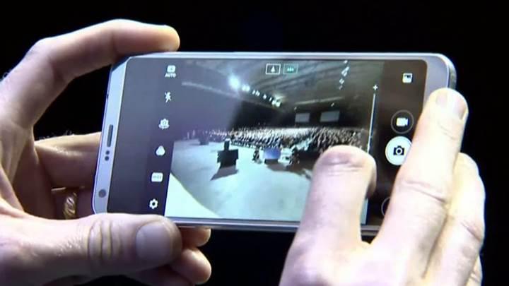 LG G6 resmi olarak tanıtıldı