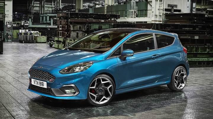 Karşınızda 3 silindirli hot hatch: yeni Ford Fiesta ST