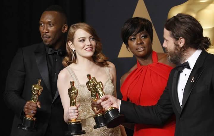 89.Oscar Ödülleri sahiplerini buldu