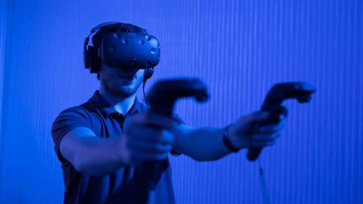 LG yeni bir sanal gerçeklik kaskı geliştiriyor