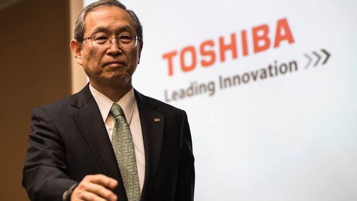 Toshiba çip bölümü için 13 milyar dolar istiyor