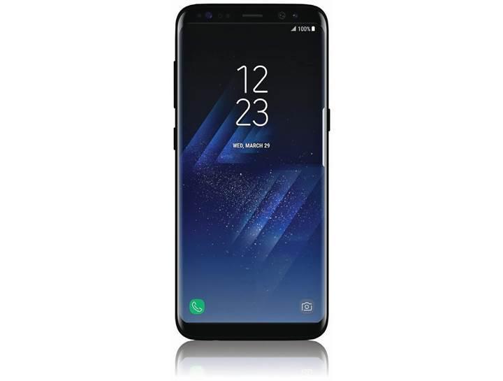 İşte karşınızda Samsung Galaxy S8'in resmi basın görseli