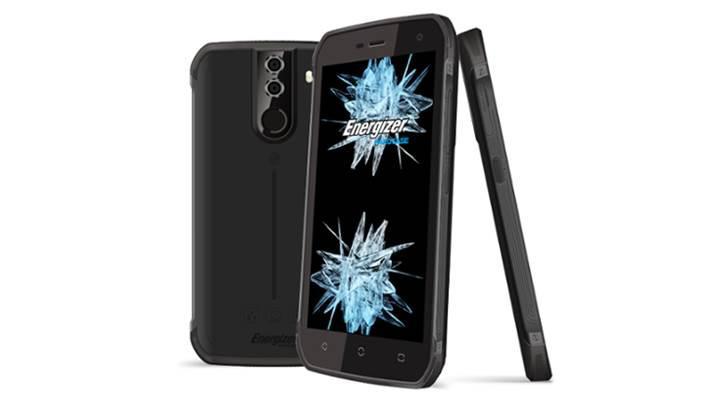 Energizer'dan batarya odaklı akıllı telefonlar