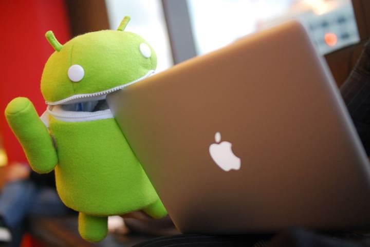 Android telefonlar, iPhone'dan daha az bozuluyorlar