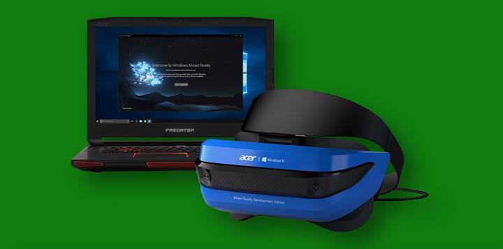 "Xbox One ve Project Scorpio, yakında ""mixed reality"" teknolojisini kullanacak"