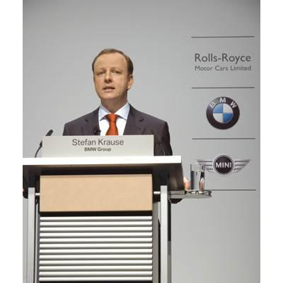 Faraday Future'ın mali işleri eski BMW yöneticisine emanet