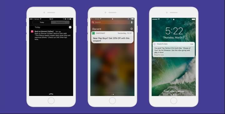 Foursquare, konum tabanlı yeni hizmetini duyurdu