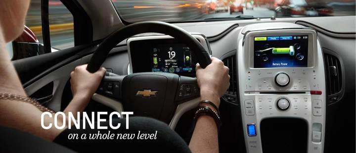 Chevrolet araç içi sınırsız veri hizmeti sunacak