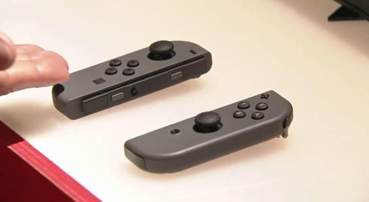 Nintendo Switch'in Joy-Con'u bağlantı sorunları yaşıyor