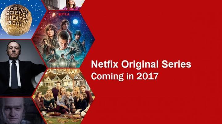 Netflix yeni film ve dizilerinin ilk fragmanlarını yayınladı