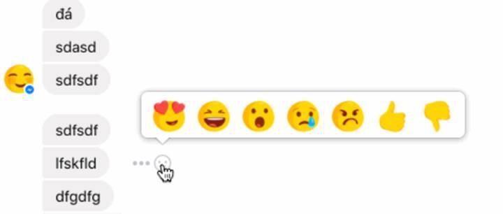 """Facebook Messenger'a """"beğenmeme"""" butonu geliyor!"""