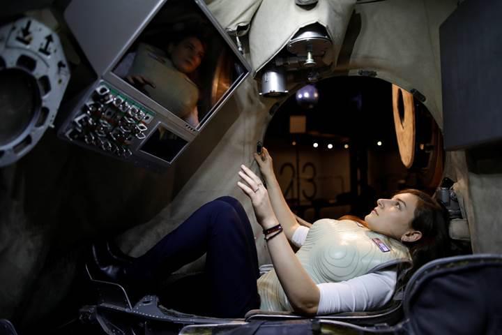 NASA, radyasyondan koruyan yeleği test edecek