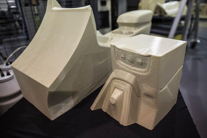 Ford 3D yazıcıyla araba parçaları üretecek