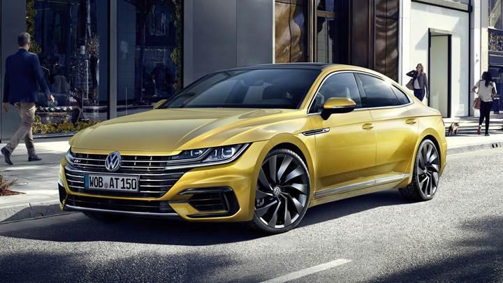 Volkswagen CC'nin halefi Arteon resmen tanıtıldı