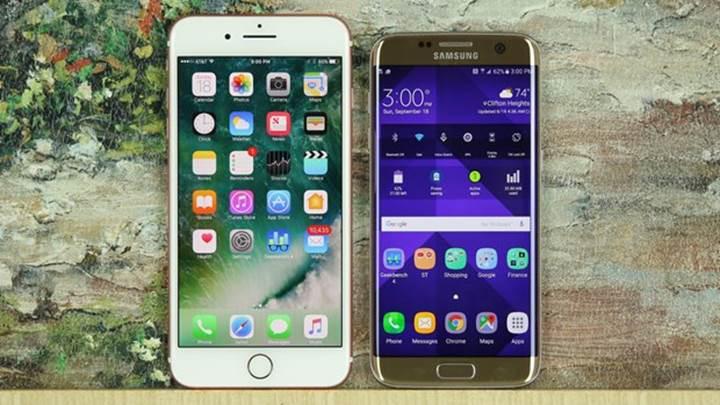 Apple, akıllı telefon pazarında Samsung'u hezimete uğrattı