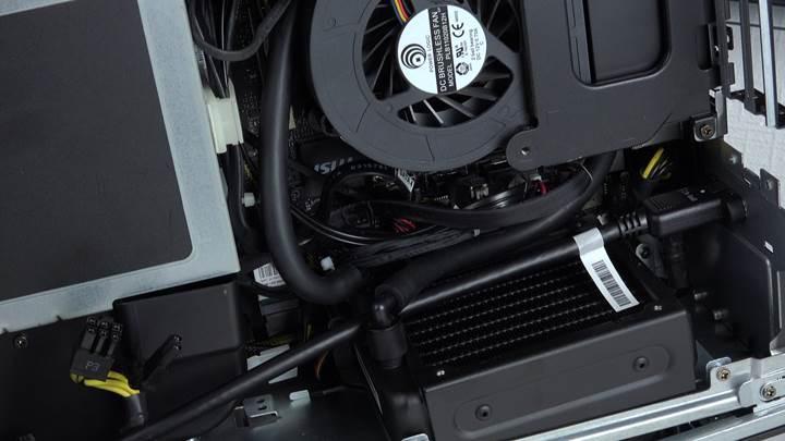 MSI Aegis X3 incelemesi 'i7 7700K ve GTX1080'li, sıvı soğutmalı''