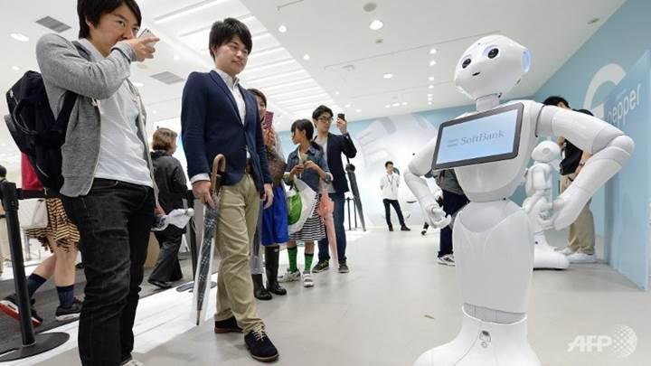 Japonya ekonomisi için robotlar zorunluluk haline geldi