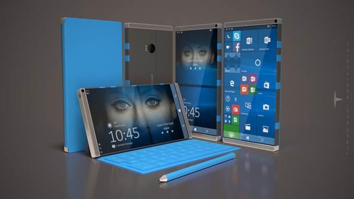 Microsoft Surface Phone, 2019'da iPhone 9'a rakip olarak gelebilir