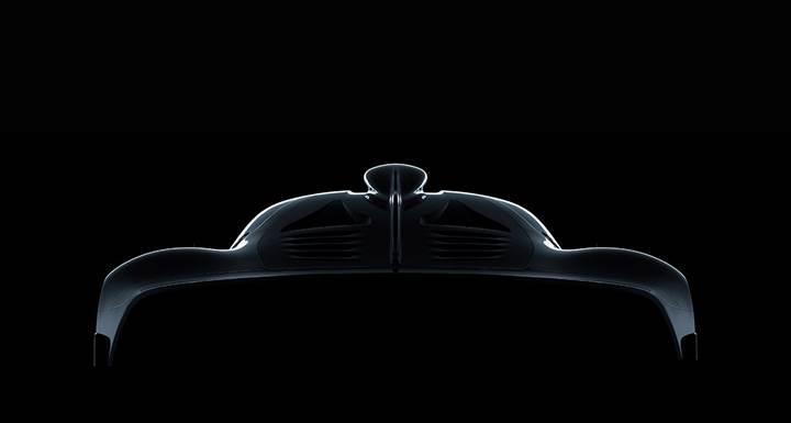 AMG Project One hiper otomobilinin detayları netleşmeye başladı