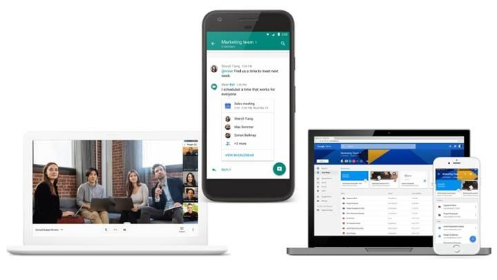 Google, Hangouts'u iş dünyasının lideri yapmayı hedefliyor