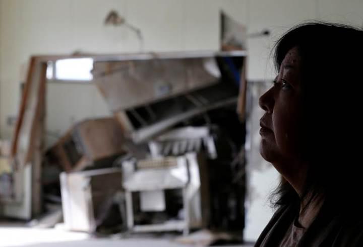 Fukushima'da insanlar evlerine dönmeye başlıyor