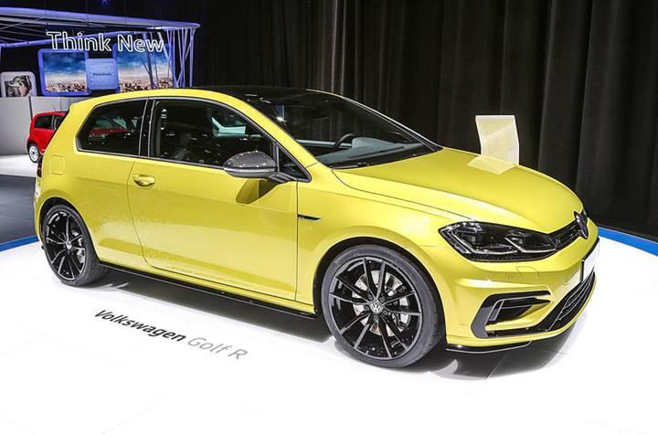 Volkswagen Golf R, Performance paketi ile artık daha hızlı