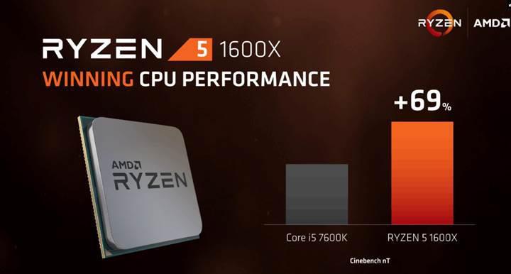 AMD Ryzen 5 işlemciler gelecek ay piyasada