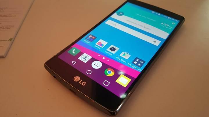 LG, G4 ve V10'daki sorun nedeniyle dava edildi
